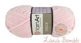 Пряжа YarnArt Dolce нежно-розовый 750