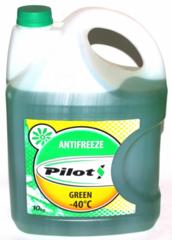 Антифриз зеленый PILOT 10л