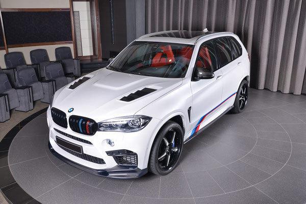 Карбоновый капот для BMW X5 M F85
