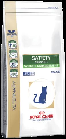 Диета для кошек с избыточным весом