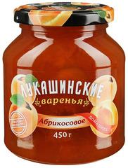 """Варенье """"Лукашинские"""" абрикосовое домашнее ГОСТ ст/б 450г"""