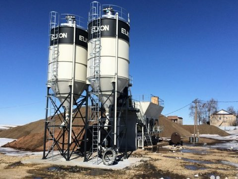 Производство товарного и  наномодифицированного бетона. Бетонные заводы серии QUICK MASTER 60
