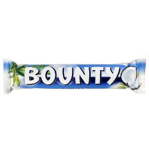 Шоколадный батончик: Bounty, 57г