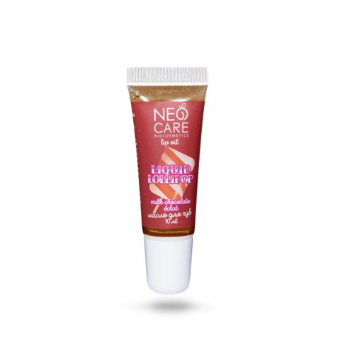 Neo Care Масло для губ « Liquid Lollipop. Milk chocolate éclat», 10 мл