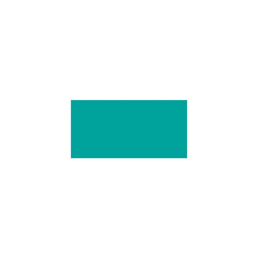 Маркер акварельный ZIG Clean Color Real Brush- штучно -Turquoise Green - 042