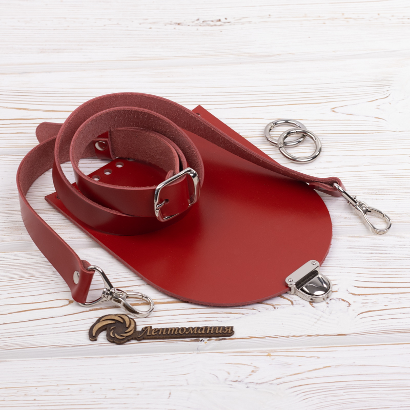 "Каталог Комплект для сумочки Орео ""Красный"" N2 IMG_7419.jpg"