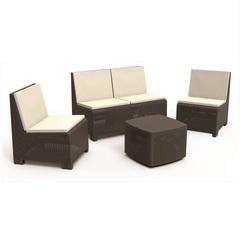 Комплект уличной мебели Ipae Progarden Vulcano