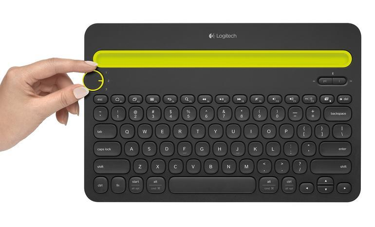 LOGITECH K480 Bluetooth Multi-Device Keyboard