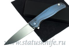 Нож Широгоров Flipper 95 М390 Нудист 4 мм MRBS 2017