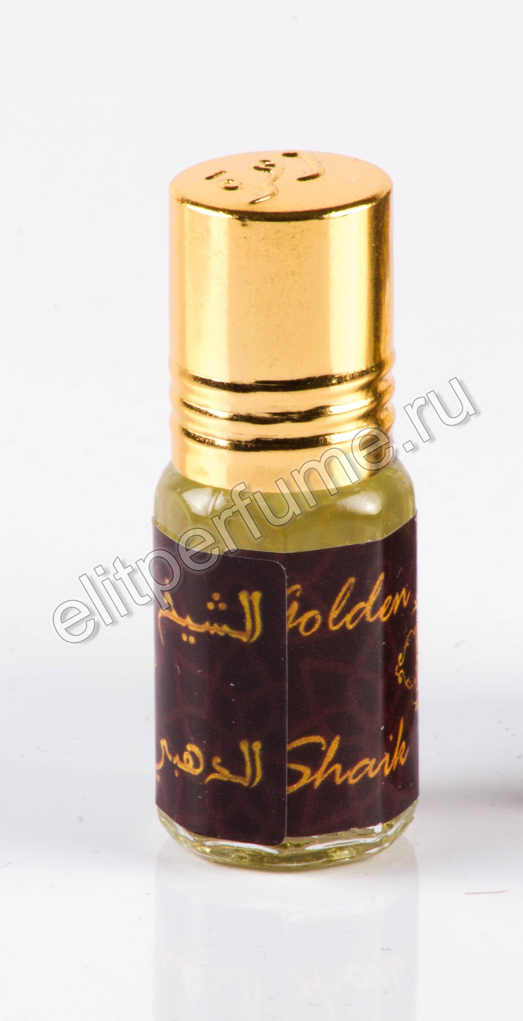 Golden Shaik Голден Шейх 3 мл арабские масляные духи от Захра Zahra Perfumes
