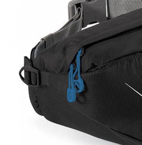 Картинка сумка для бега Lowe Alpine fjell 4 Black - 4