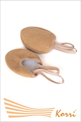 Получешки (Микрофибра) (бежевый, 8 (40-41) XL) арт ПЧШ