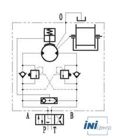 Эвакуационная лебедка IYJ2-6.4-108-7-ZPNА