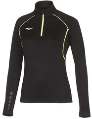 Рубашка беговая Mizuno Premium JPN Warmer Top женская