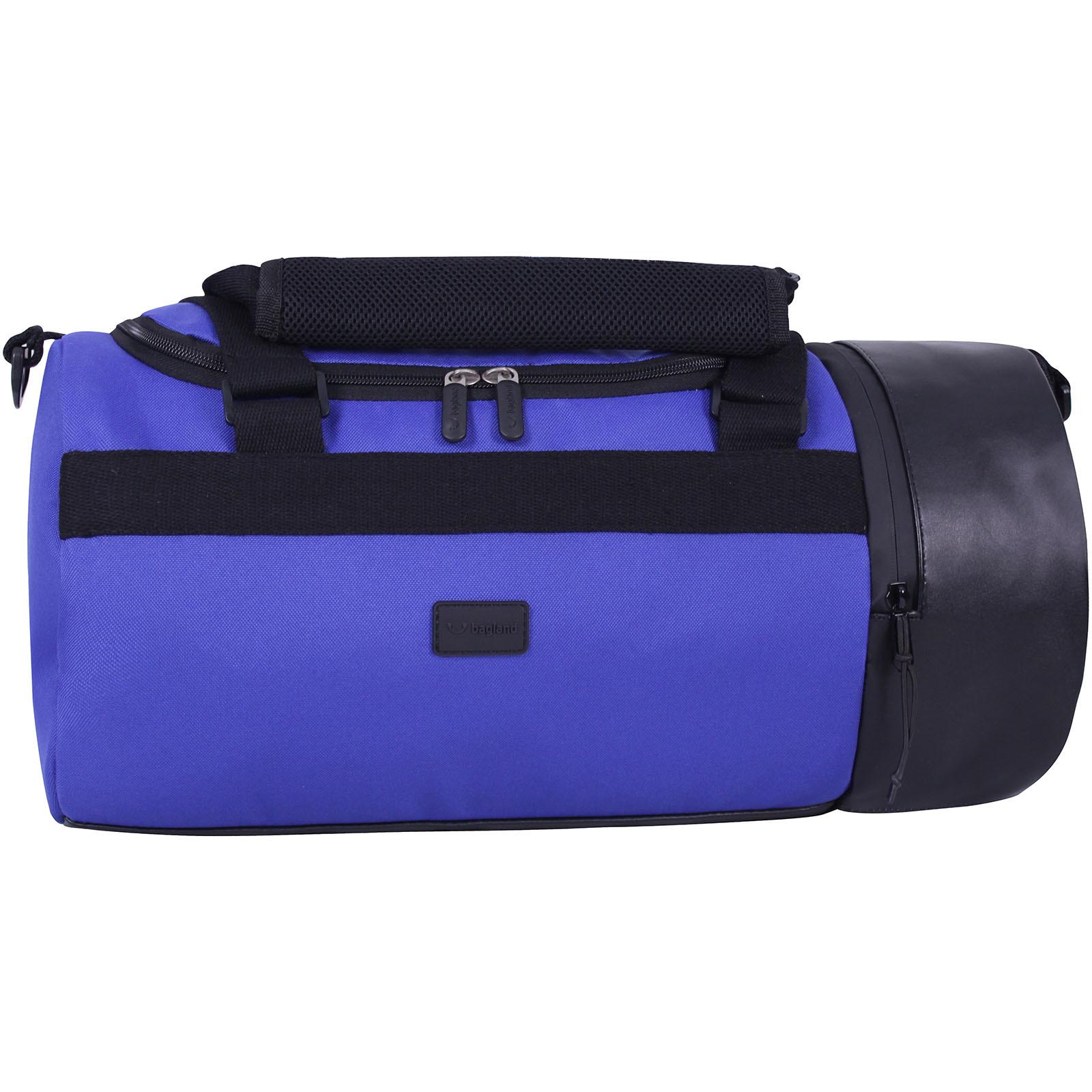 Спортивные сумки Сумка Bagland Klerk 22 л. Электрик (0032766) IMG_6048.JPG