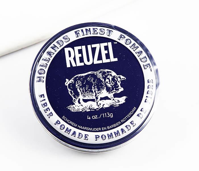 CARE129 Паста файбер для укладки волос Reuzel Fiber (113 гр)