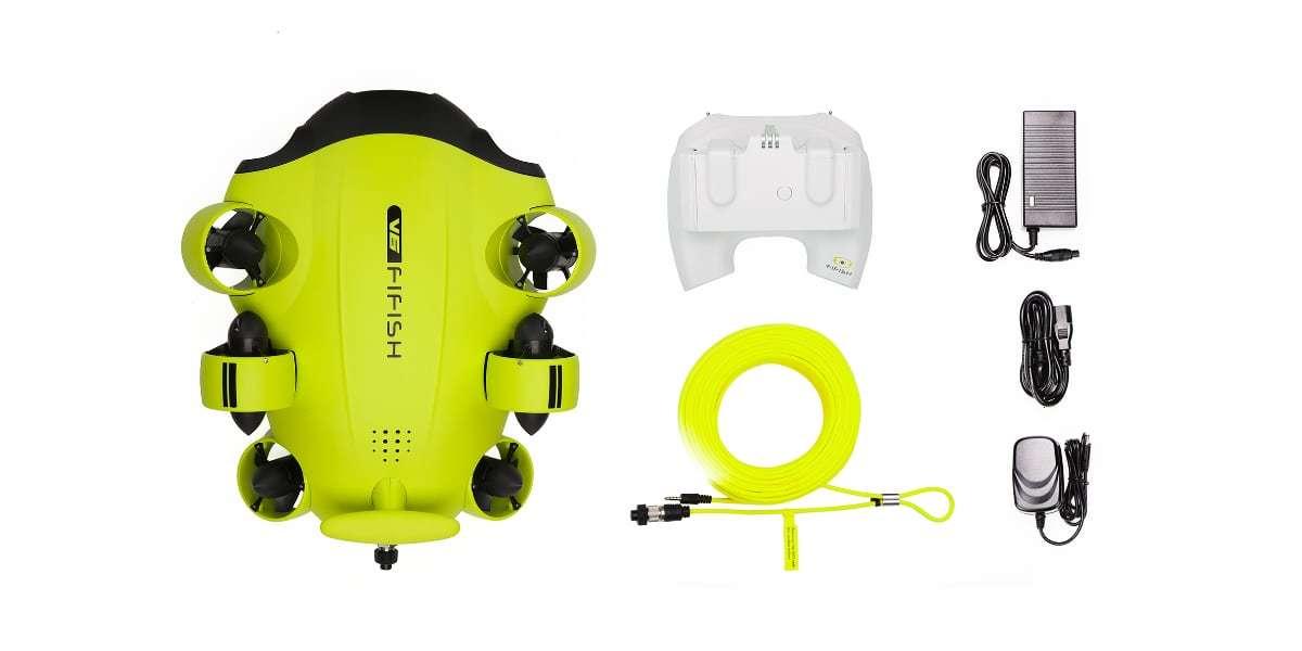 Подводный дрон FIFISH V6