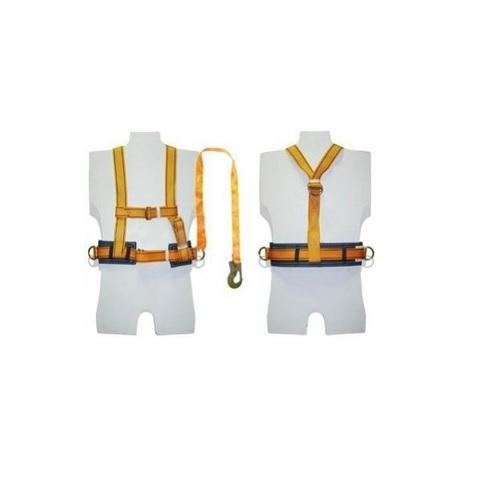 Пояс монтерский предохранительный ПП11АД /УП IIД(а) (с плечевыми лямками и фалом из капрон. ленты)