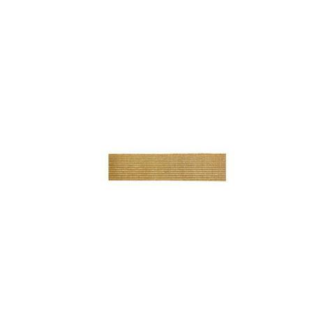 Галун металлизир. латунный (ширина 10 мм) золото