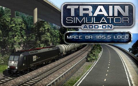 Train Simulator: MRCE BR 185.5 Loco Add-On (для ПК, цифровой ключ)
