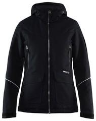 Куртка зимняя Craft Utility черная женская