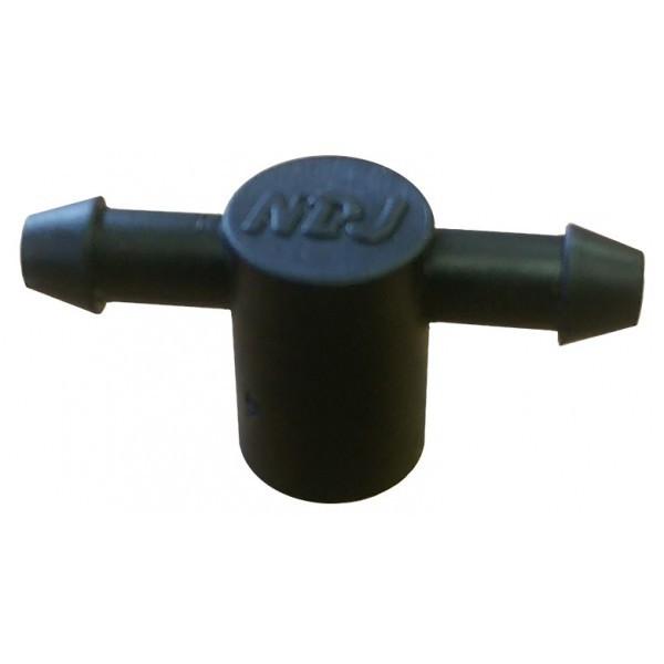 Насадка на капельницу на 2 трубки 5х3мм