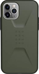 Чехол Uag Civilian для iPhone 11 Pro MAX оливковый (Olive Drab)