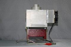Теплообменник в палатку Сибтермо СТ-1,6 + горелка, сумка. К-т 01