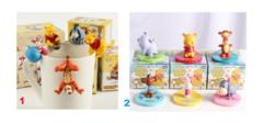 Винни Пух набор фигурок из мультфильма
