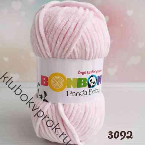 BONBON PANDA BABY 3092, Светлый розовый