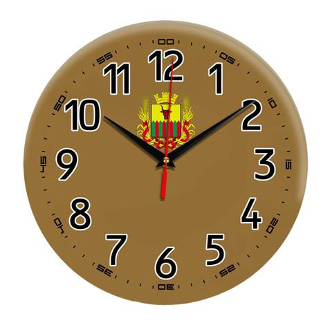 Интерьерные часы герб Чита 11