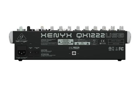 Аналоговые Behringer QX1222USB