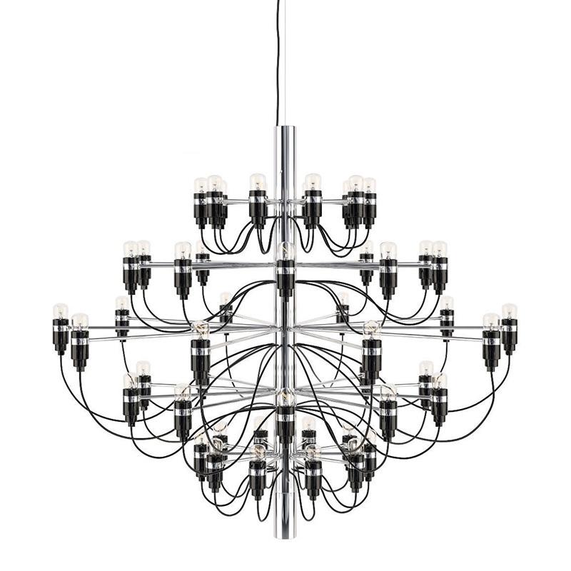 Подвесной светильник копия 2097 50 by Flos (серебряный)