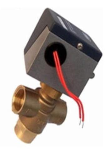 Клапан 3-х ходовой c приводом   MDV TWVK11
