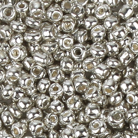 Бисер Colibry Серебро 102