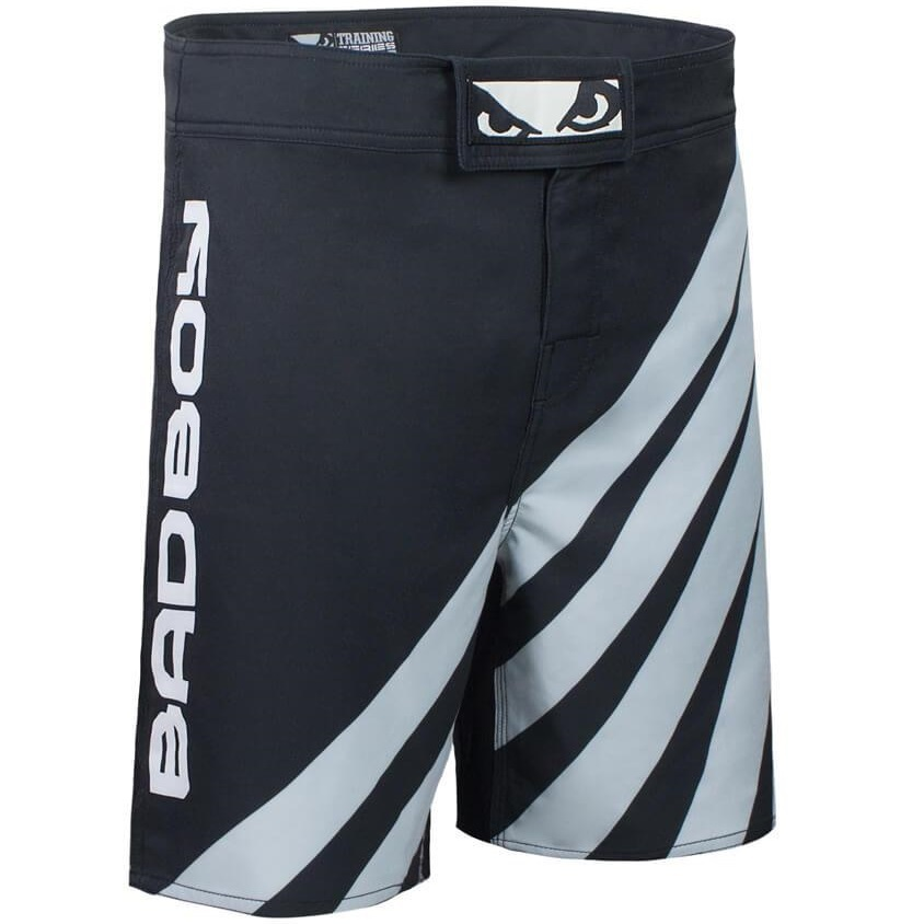 Шорты Шорты для MMA Bad Boy Training Series Impact Shorts-Black/Grey Шорты_для_MMA_Bad_Boy_Training_Series_Impact_Shorts-BlackGrey.jpg