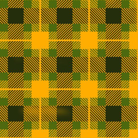 Клетка жёлто-зелёная