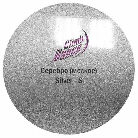 Climb Dance (Bugtone) Краска Металлик Climp Dance Silver Small / Серебро Мелкое, 50 мл CD338250.jpg