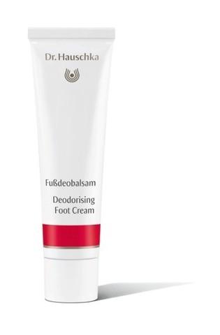 Бальзам для ног дезодорирующий Dr.Hauschka   (Fußdeobalsam)