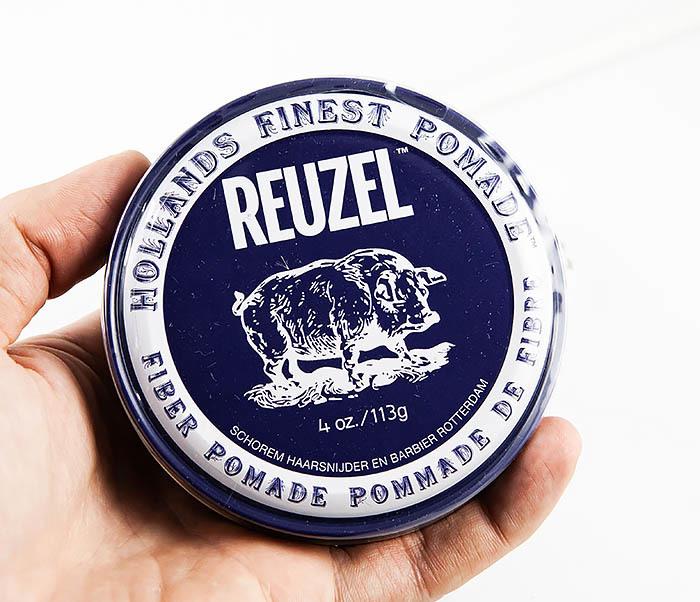 CARE129 Паста файбер для укладки волос Reuzel Fiber (113 гр) фото 03
