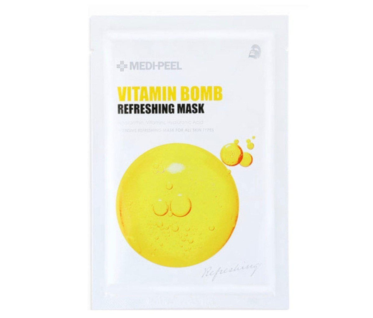 Маска MEDI-PEEL Vitamin Bomb Refreshing Mask