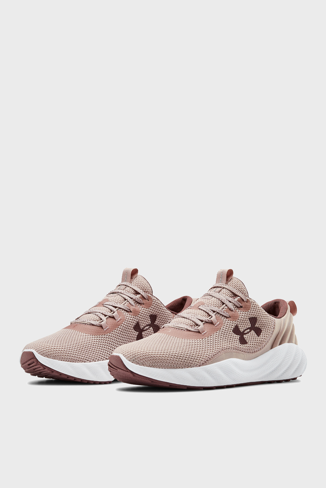 Женские розовые кроссовки UA W Charged Will NM-PNK Under Armour