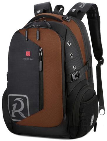 Рюкзак ROTEKORS 9387-17 USB Коричневый