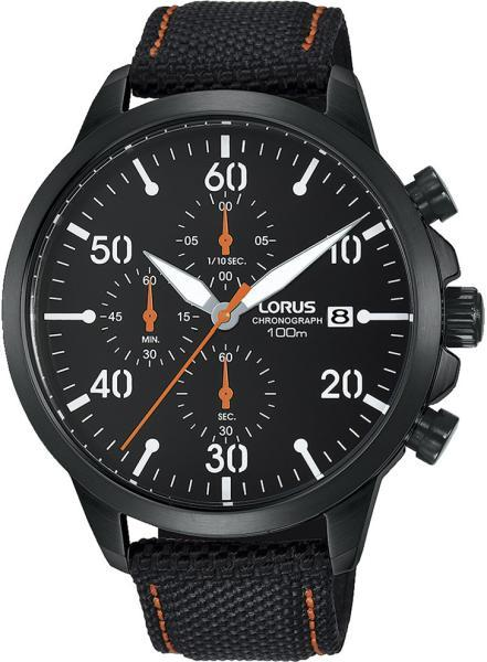 Часы Lorus RM347EX9 Black