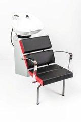 Парикмахерская мойка Аква 3 с креслом Лига