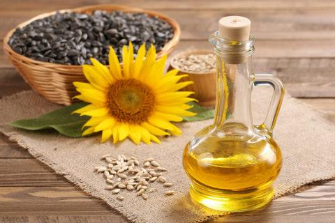 Фреш-масло из семян подсолнечника