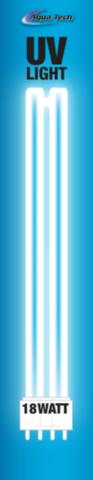 UVC-PL Ersatzlampe 18 W (FN220118) Запасная УФ-лампа