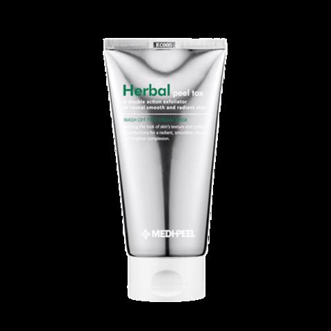 MEDI-PEEL Herbal Peel Tox Wash Off Type Cream Mask Успокаивающая пилинг-маска c эффектом детокса