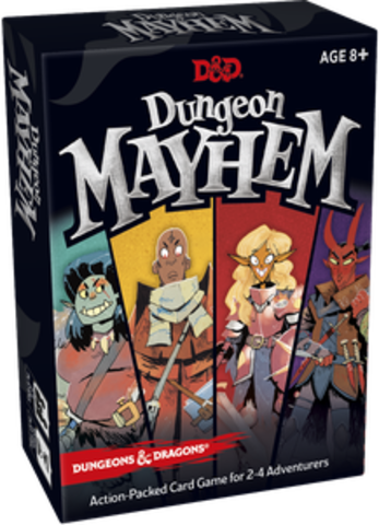 Dungeons & Dragons: Dungeon Mayhem (на английском)