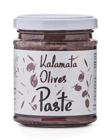 Оливковая паста из оливок Каламата Attika Food 180гр.